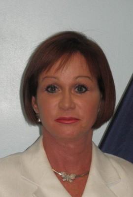 Karin Thompson, MBE